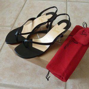 CHRISTIAN LOUBOUTIN 'Taralita' Leather Sandals 8.5